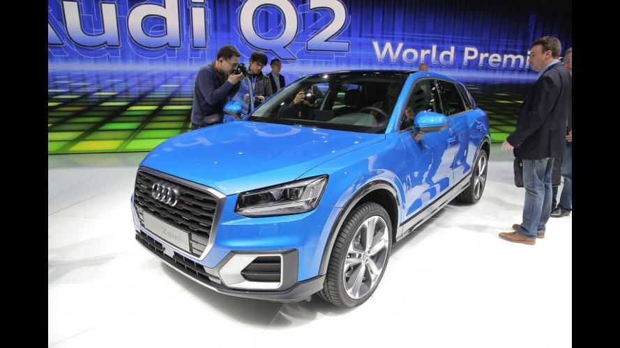 Audi Q2, a tu per tu con il SUV di lusso [VIDEO]