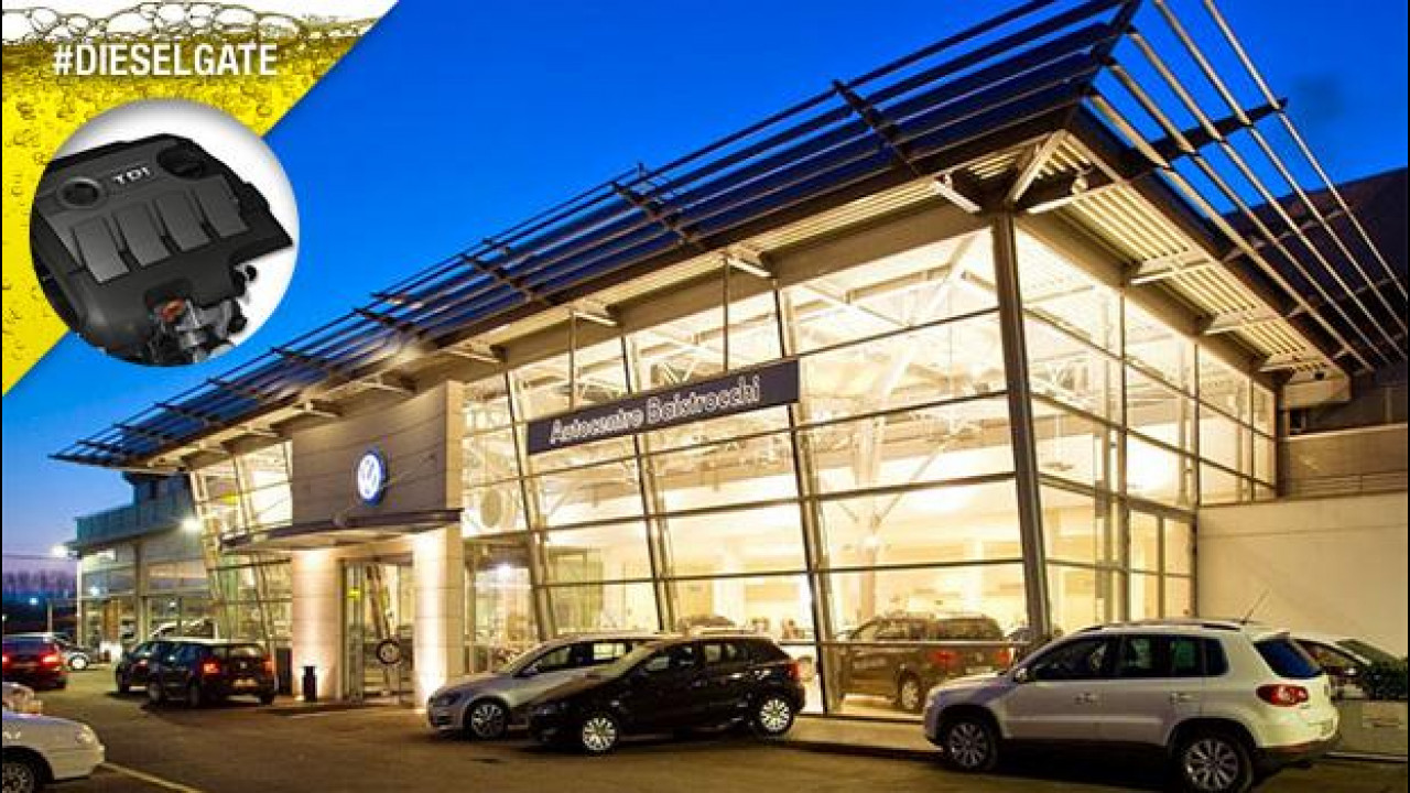 [Copertina] - Volkswagen Italia blocca le vendite dei vecchi modelli Euro 5 in stock
