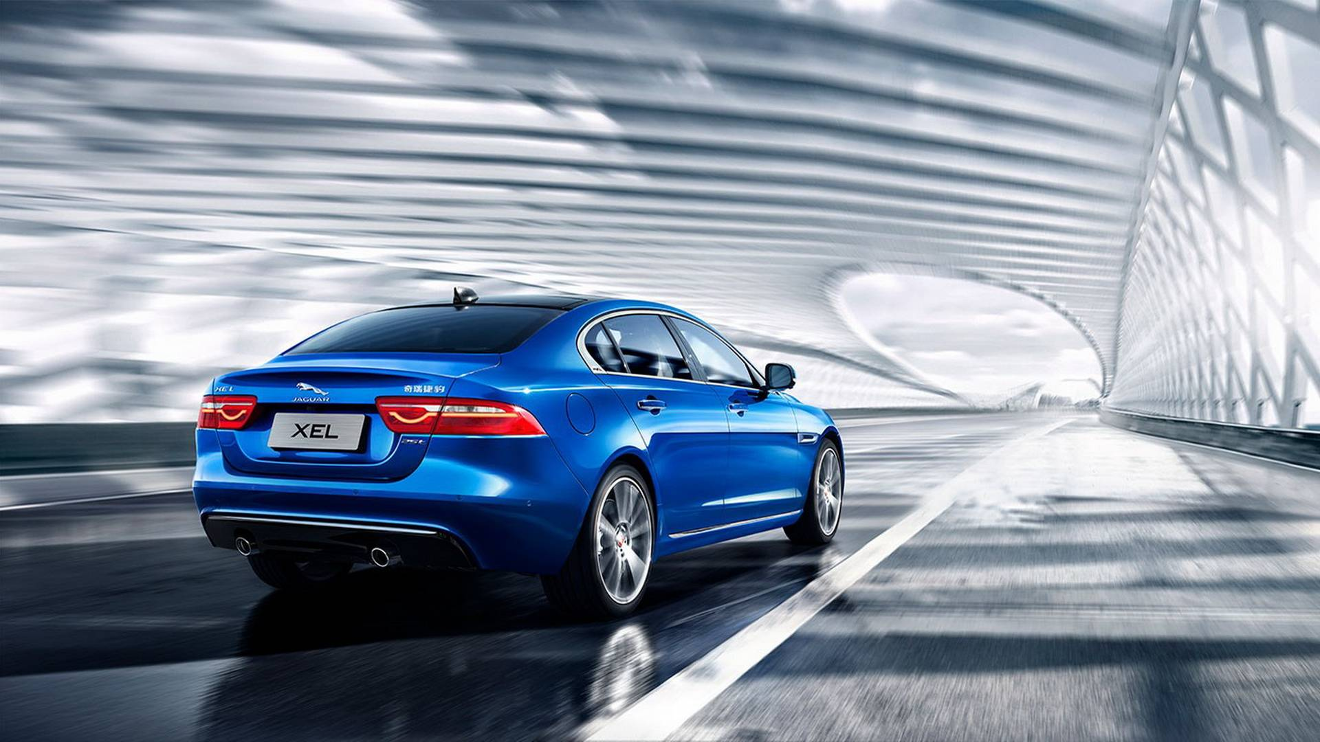 Jaguar XEL Fully Revealed For China With Elongated Wheelbase