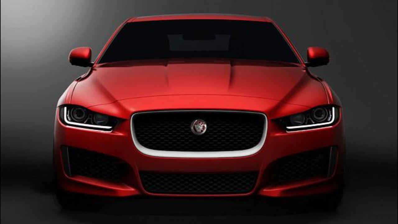 [Copertina] - Jaguar XE, la berlina media che sfida le tedesche