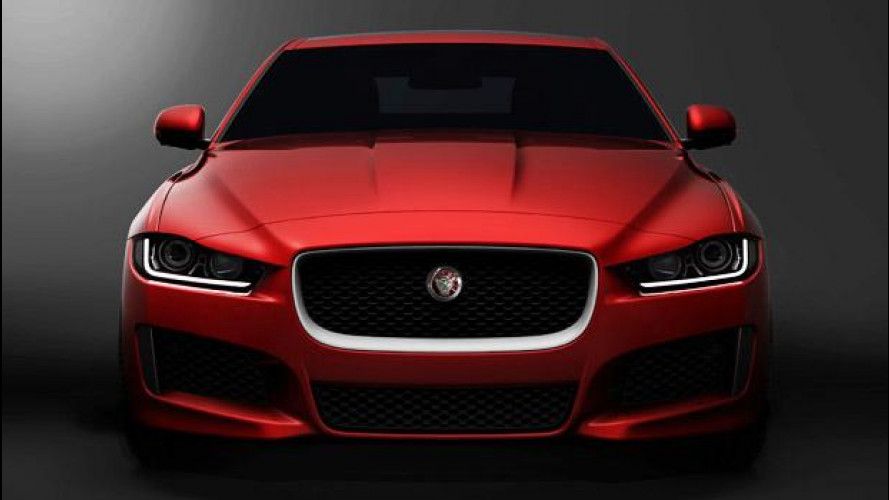 Jaguar XE, la berlina media che sfida le tedesche