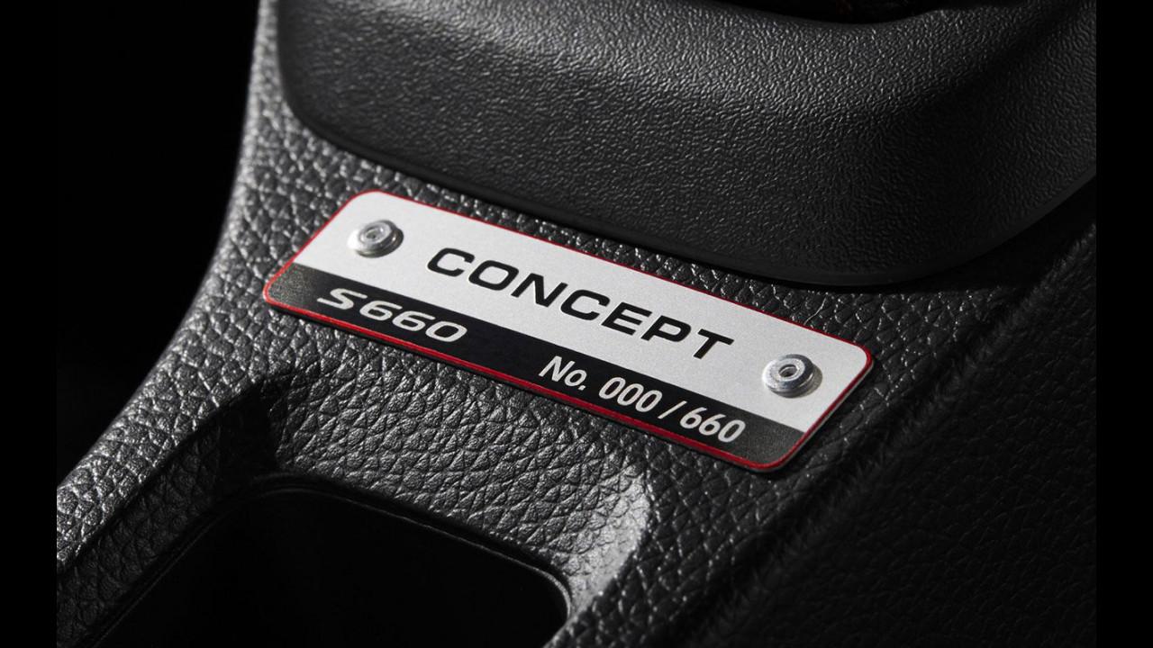 Honda S660, la spider tascabile
