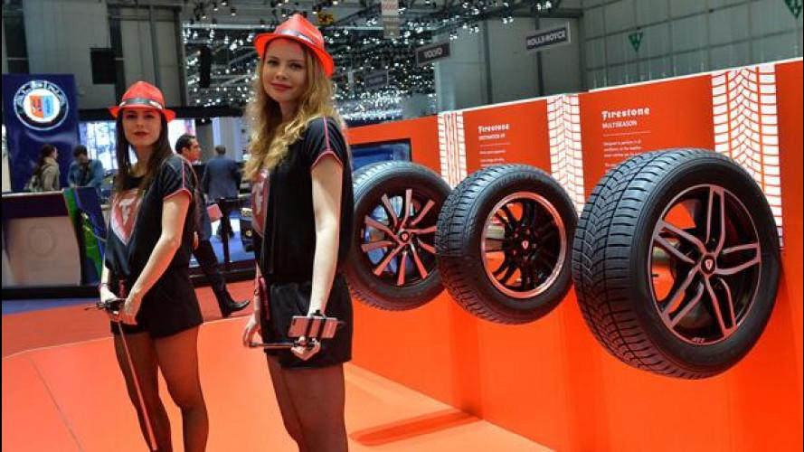 Salone di Ginevra 2016, doppio obiettivo per Bridgestone