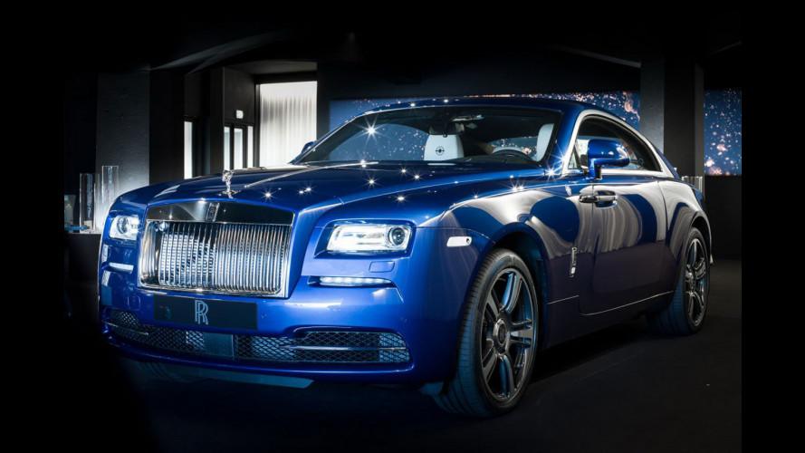 Rolls-Royce e l'esclusività della Costa Smeralda