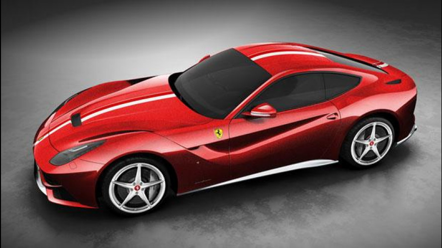 Ferrari F12berlinetta: tanti auguri, Singapore!