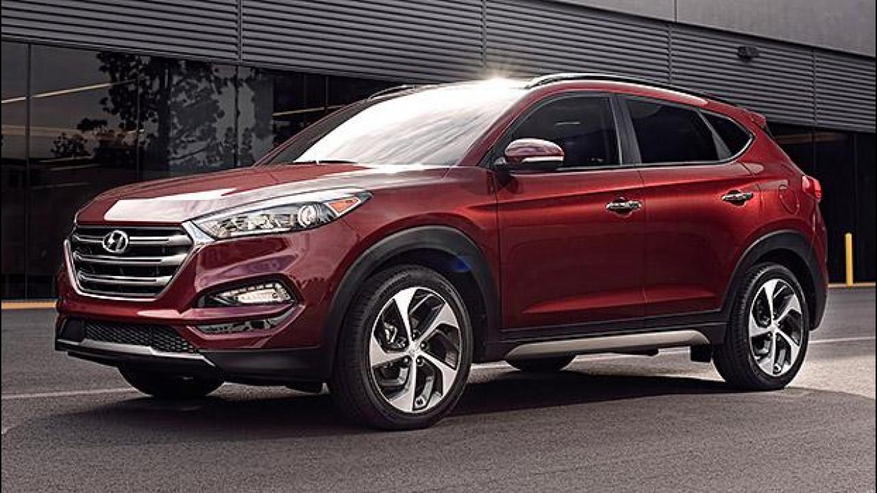 [Copertina] - Hyundai Tucson, in concessionaria il 19-20 settembre