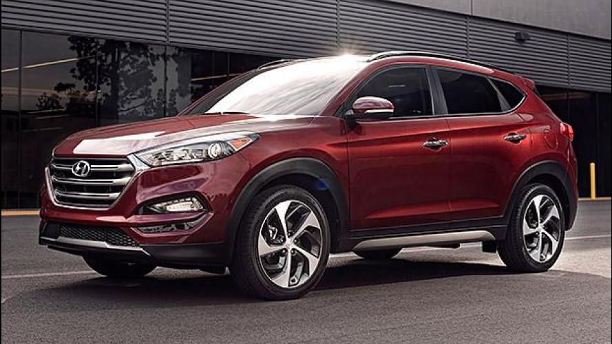 Hyundai Tucson, in concessionaria il 19-20 settembre
