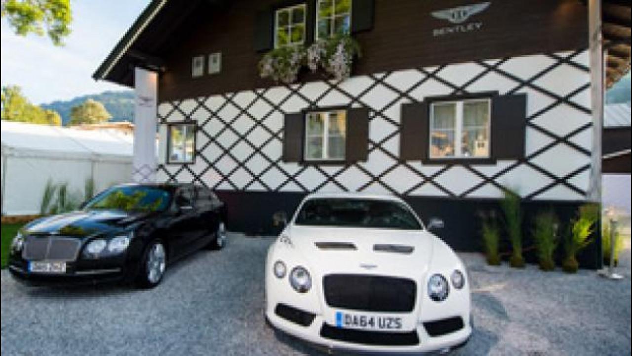 [Copertina] - Bentley, uno chalet esclusivo per gentlemen inglesi