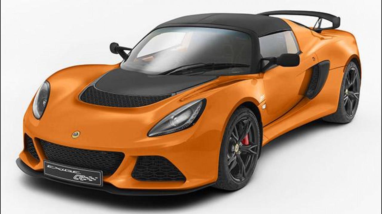 [Copertina] - Lotus Exige S Club Racer, per 15 kg in meno