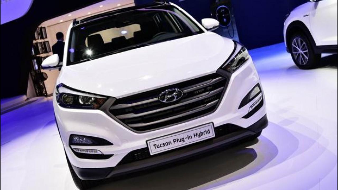 [Copertina] - Hyundai Tucson Plug-in Hybrid concept, ibrida full a Ginevra
