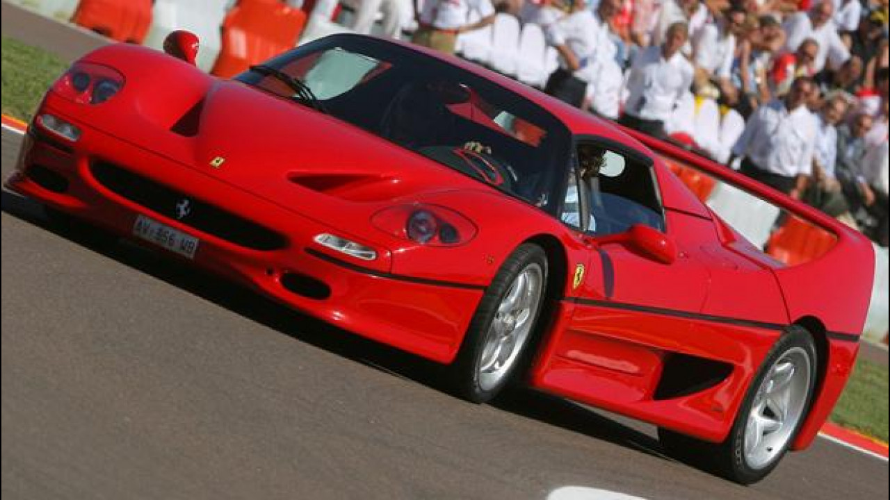 [Copertina] - Storia delle Ferrari