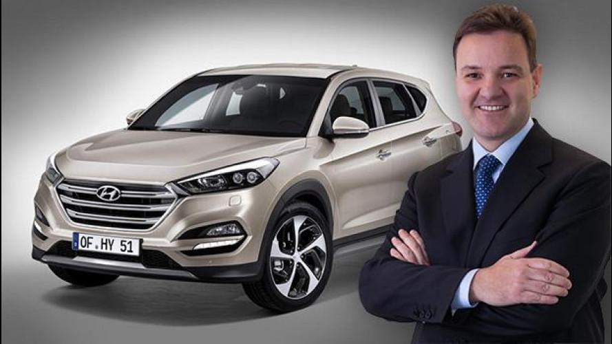 Hyundai Tucson, stai attenta Qashqai