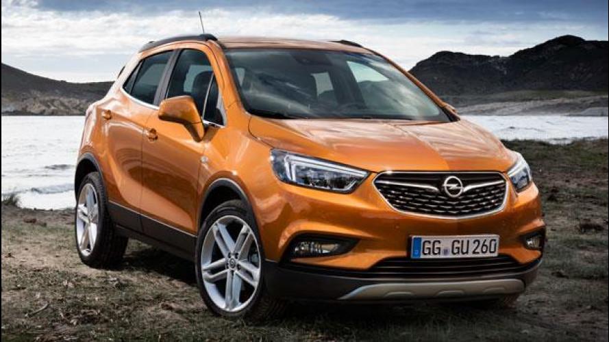Opel Mokka X, la seconda vita del SUV inizia a Ginevra [VIDEO]
