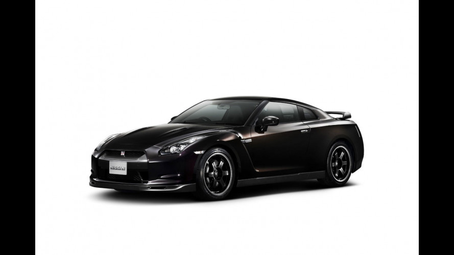 Nissan GT-R SpecV arriva in Italia