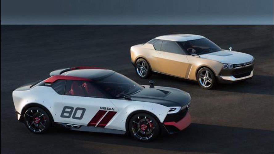 Nissan IDx Freeflow e IDx Nismo concept: la coupé dei nativi digitali