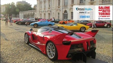Cars & Coffee, al Salone di Torino per aiutare i bambini