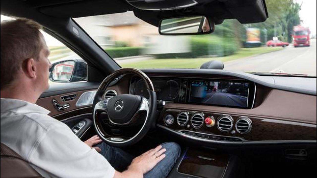 [Copertina] - Audi, BMW e Daimler completano l'acquisizione delle mappe HERE