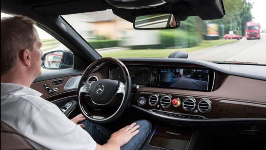 Audi, BMW e Daimler completano l'acquisizione delle mappe HERE
