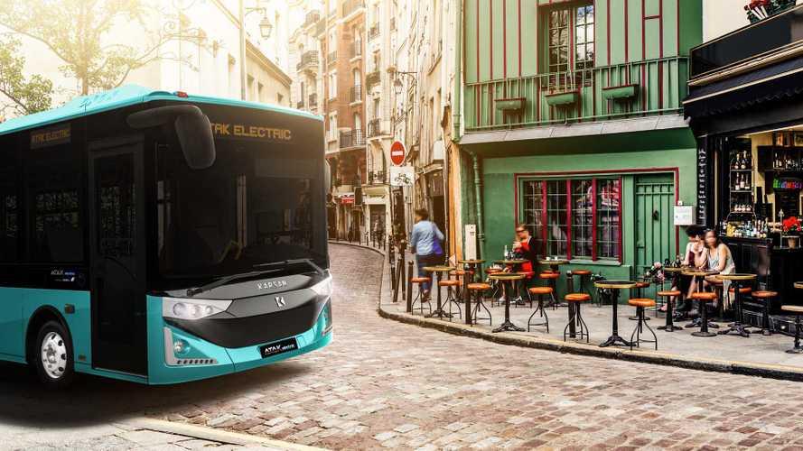Karsan alla conquista del mercato autobus francese.