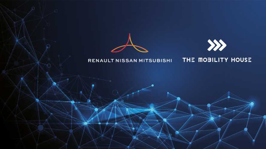 Renault-Nissan-Mitsubishi Alliance Invests In The Mobility House