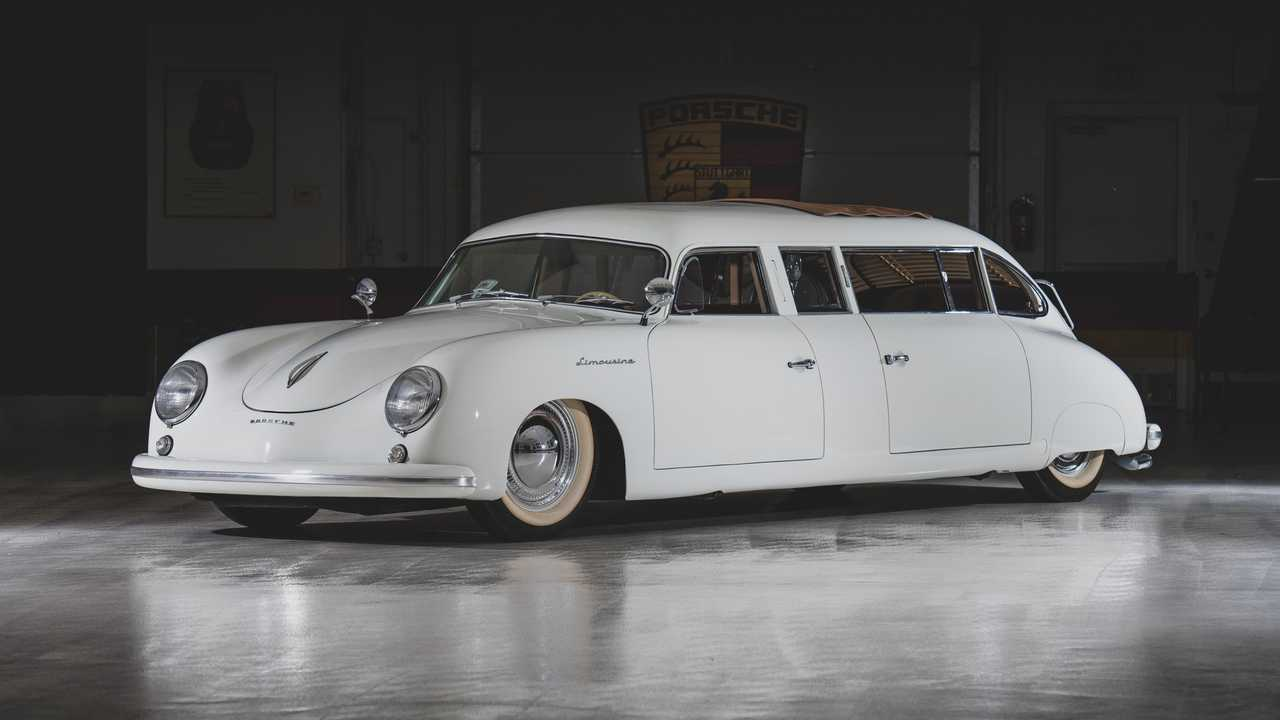Porsche 356 Limousine (1953)