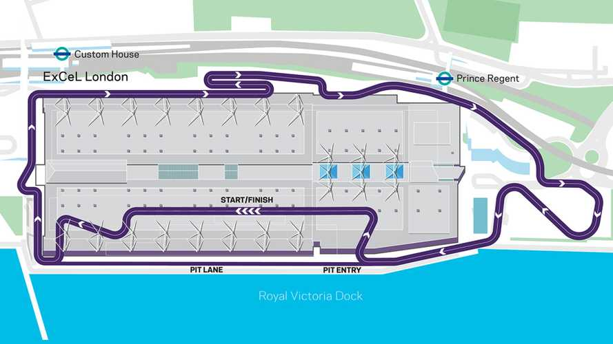Video: Exclusive first look at London's new FE track