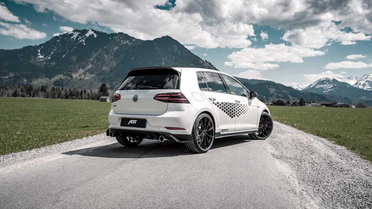 VW Golf GTI  TCR par ABT