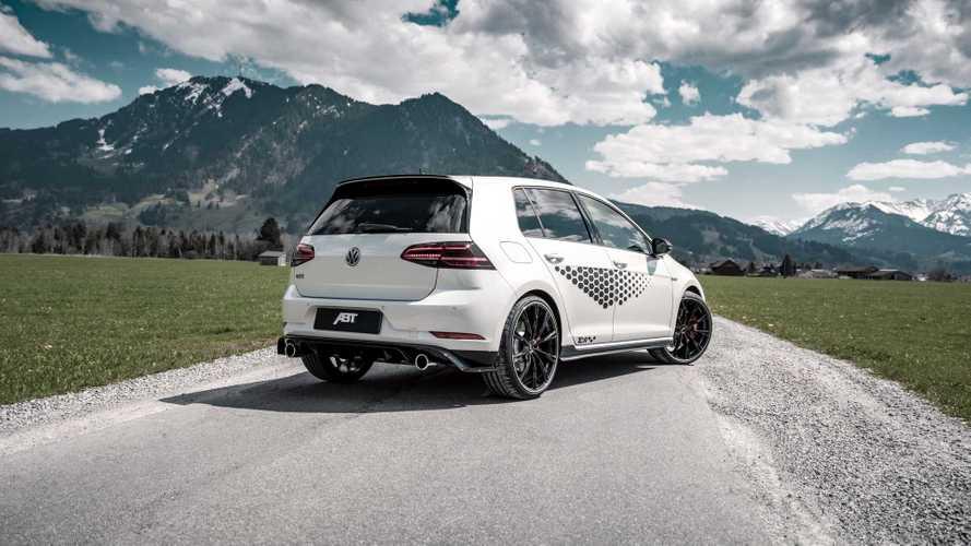 Volkswagen Golf GTI TCR - Elle passe à 340 ch grâce à ABT