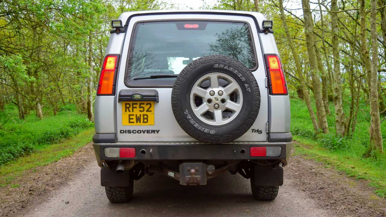 2002 Land Rover Discovery II