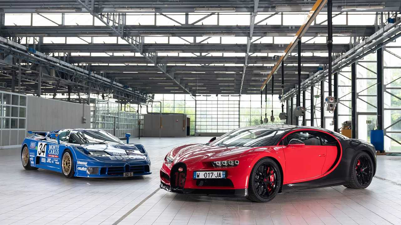 L'usine Bugatti de Campogalliano
