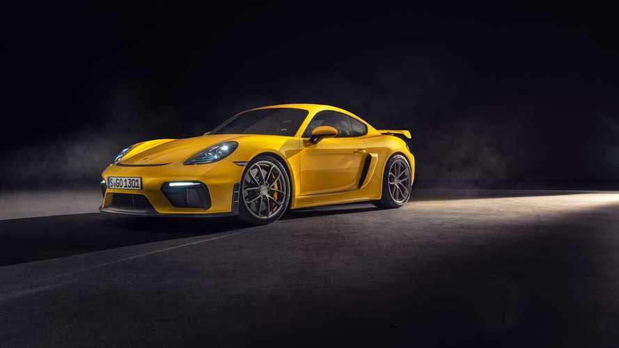 Porsche 718 Cayman GT4 und 718 Spyder: Die glorreiche Rückkehr