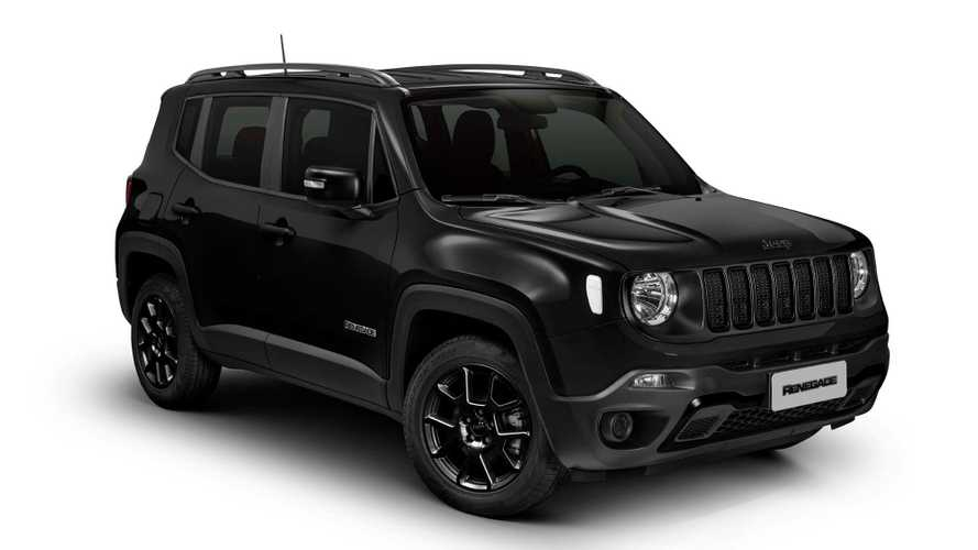 Jeep Renegade Night Eagle volta ao catálogo por R$ 92.020