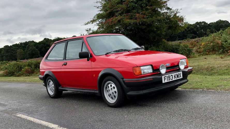 Why The Ford Fiesta XR2 Is Great Nostalgia, But Not A Great Car