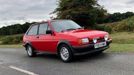 Ford Fiesta XR2 1984-1989, ¿qué lo hacía tan especial?