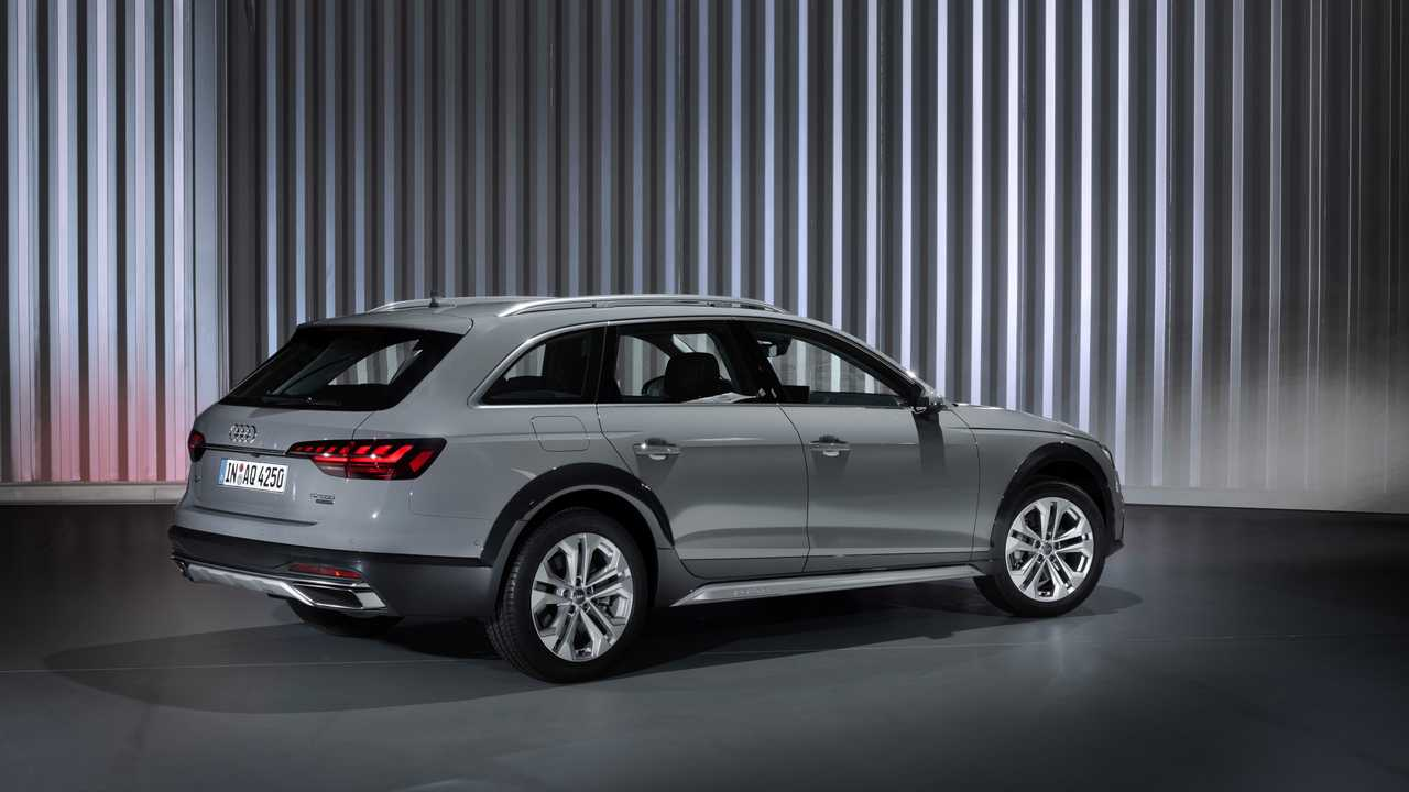 2020 Audi Allroad