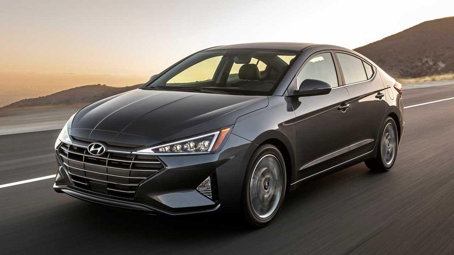 2020 Hyundai Elantra Redesign