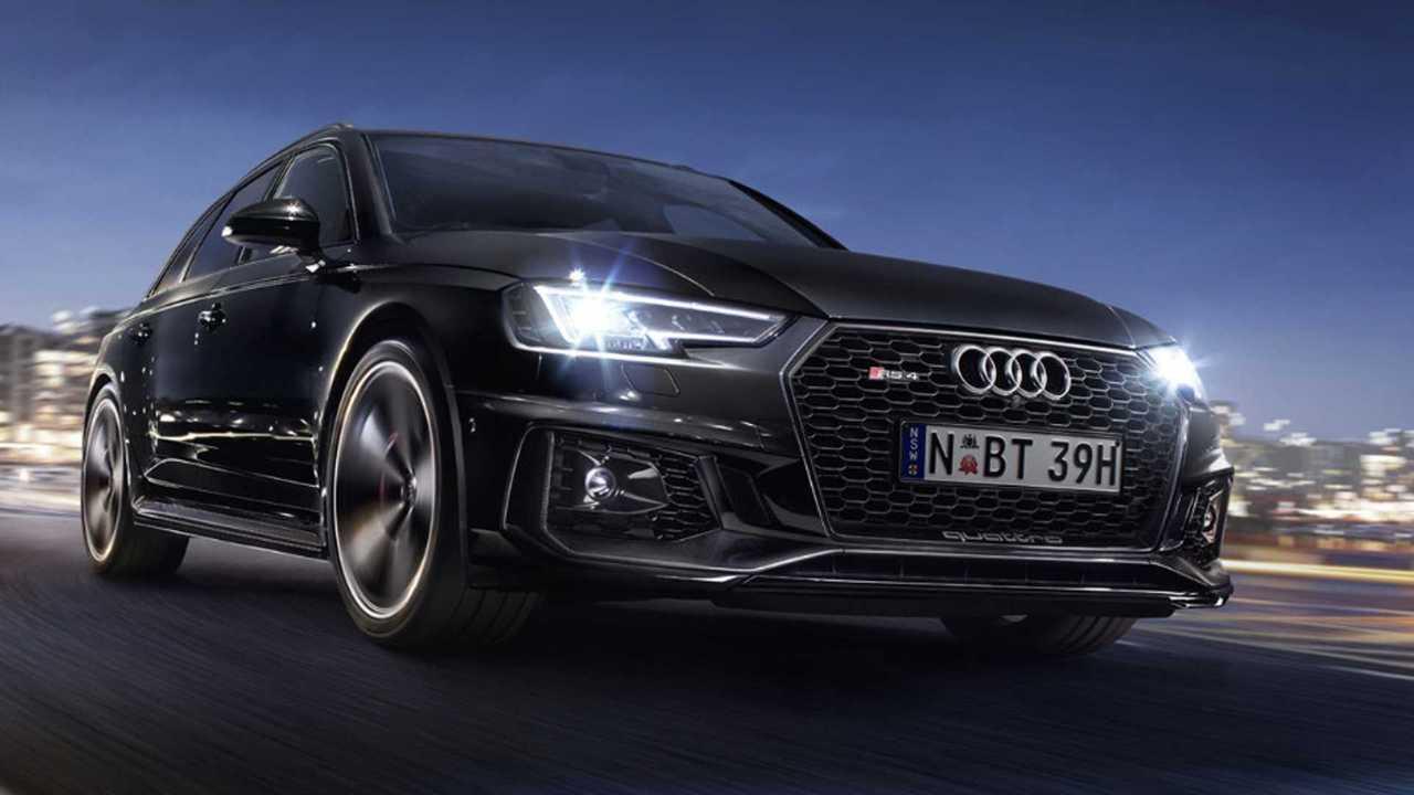 Audi RS4 Avant prize