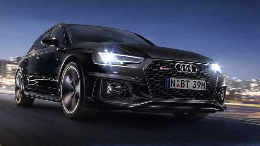 Audi auctioning off RS4 Avant for a good cause