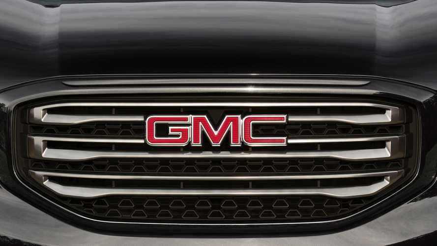 GMC Grille Badge