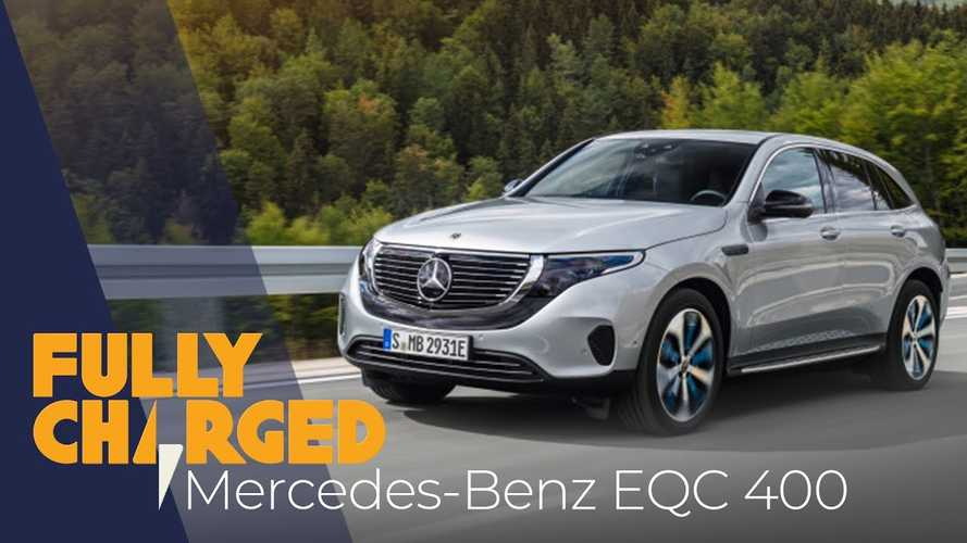 Fully Charged Test Drives Mercedes-Benz EQC: Video