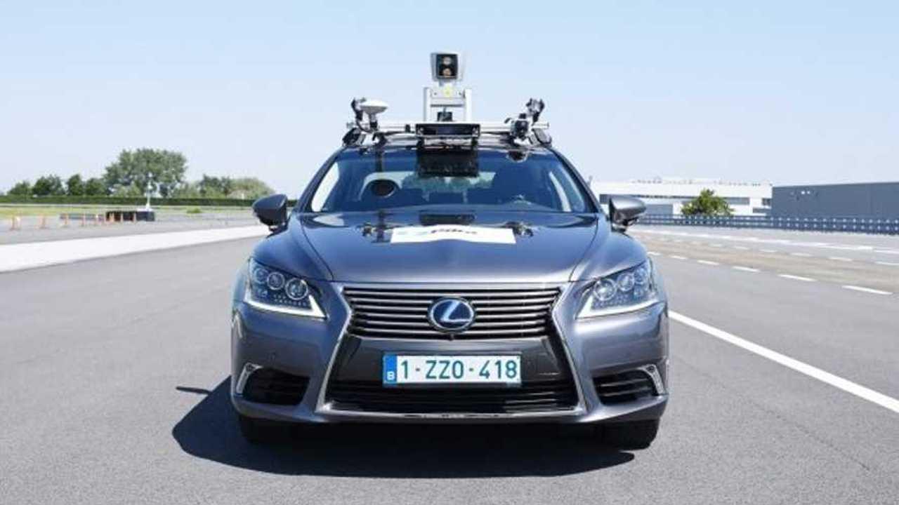 Lexus LS Autosome