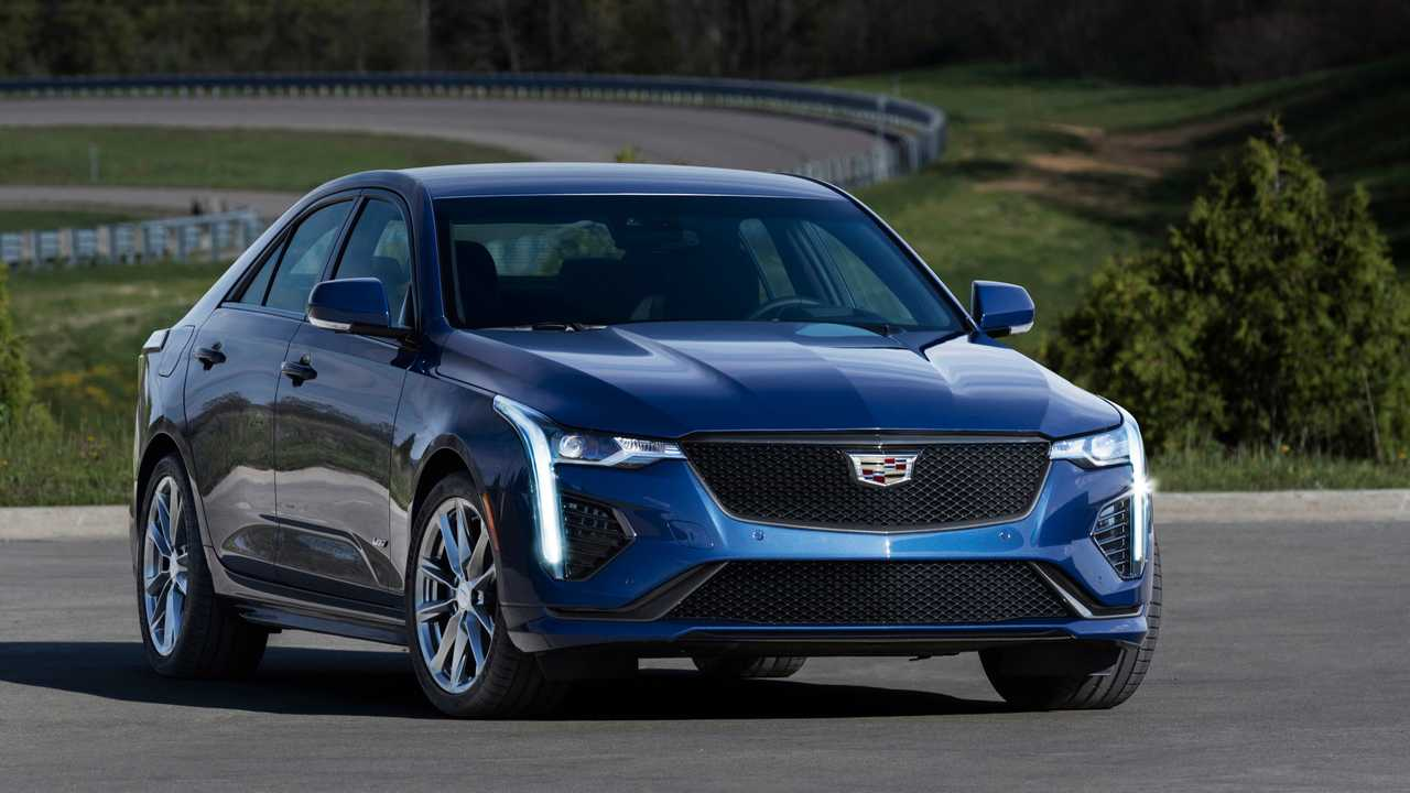 2019 Cadillac CT4-V, 324 bg gücü ile tanıtıldı