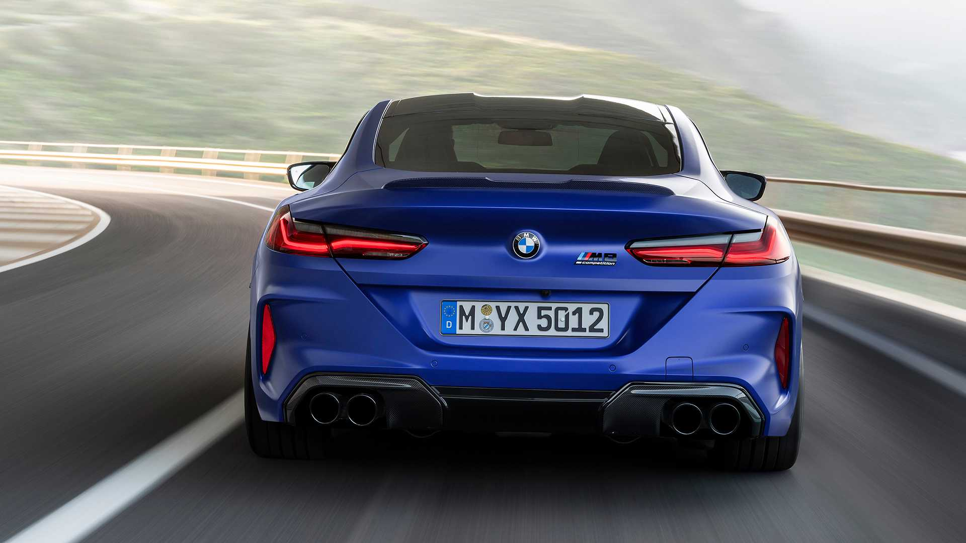 2020 Bmw M8 Debuts In Coupe Cabrio And Competition Trim