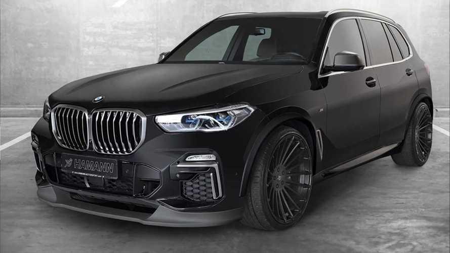 Hamann améliore le style du BMW X5