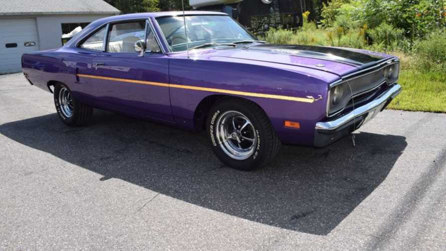 1970 Plymouth Road Runner Will Drive You Plum Crazy