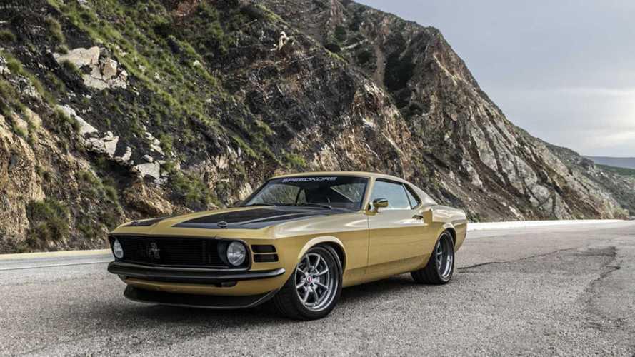 SpeedKore Shows Off Robert Downey Jr's 1970 Ford Mustang Boss 302