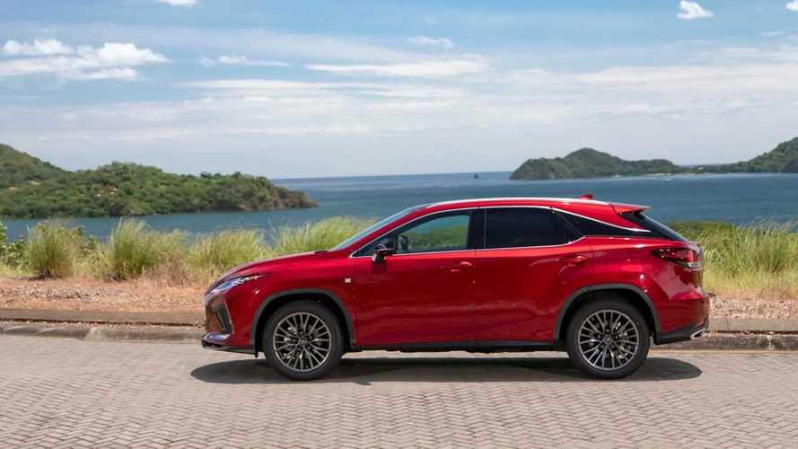 2020 Lexus RX 350: First Drive