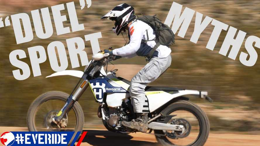 7 Myths About Dual Sport Motorcycles