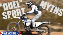 7 myths dual sport motorcycles