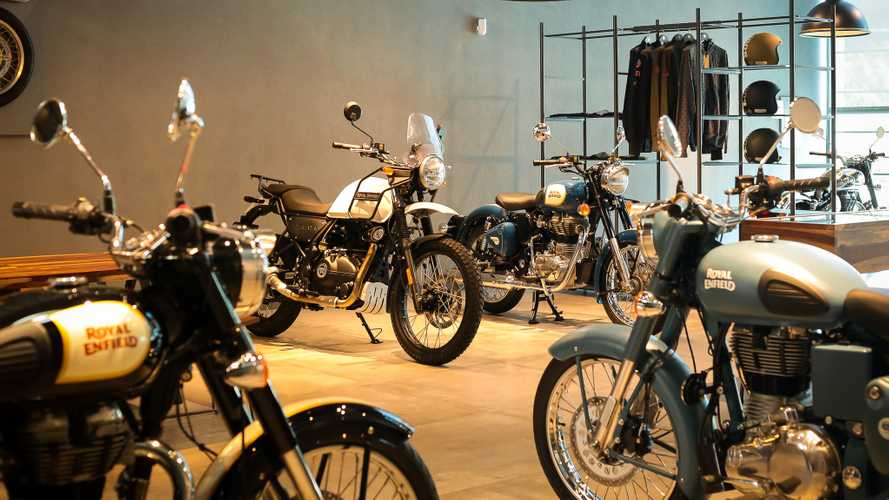 Royal Enfield expande rede com loja em Campinas (SP)